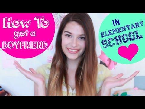 HOW TO GET A BOYFRIEND IN ELEMENTARY SCHOOL! (Age 11 & Under)