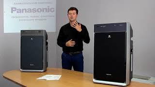 Обзор климатических комплексов Panasonic F-VXK70R и F-VXK90R