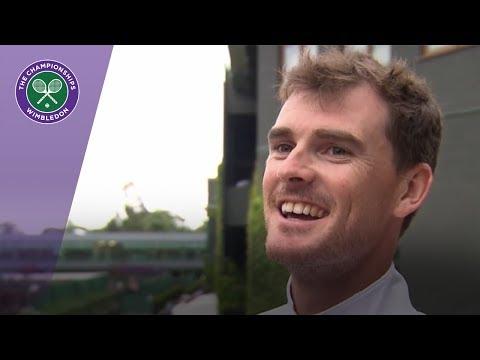 Jamie Murray on playing mixed doubles with Martina Hingis at Wimbledon 2017