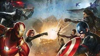 «Первый мститель Гражданская война» ПОСЛЕДНИЕ НОВОСТИ