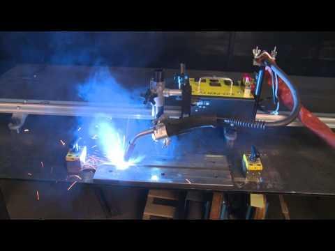 Go-Fer IV® Straight Line Welding