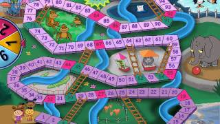 Chutes and Ladders (PC) Walkthrough