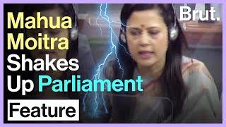 Mahua Moitra Shakes Up Parliament Again