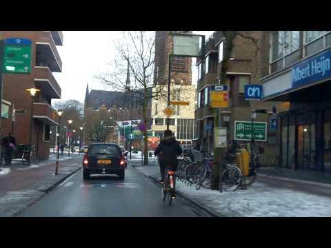 Hilversum Centrum Kodak Zi8 1080p 30fps test