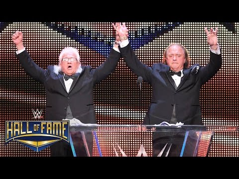 The Rock 'n' Roll Express show some brotherly love: WWE Hall of Fame 2017 (WWE Network Exclusive)