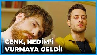 Cenk, Nedim'i VURMAYA Geldi! (SON SAHNE) - Zalim İstanbul 5. Bölüm