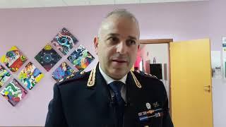 Il capo della mobile Raffaele Iasi