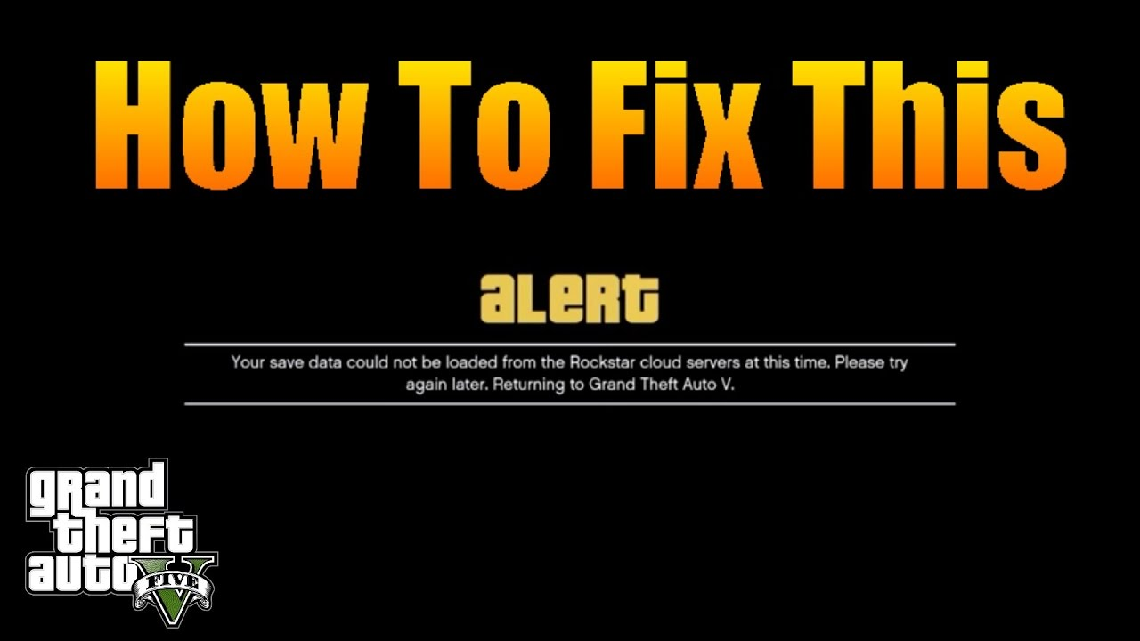 how to fix rockstar game services are unavailable