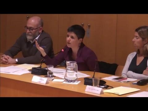 Audiència Pública del districte de Ciutat Vella 7-11-2017