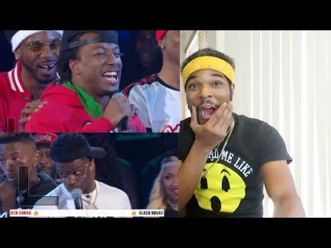 DC Young Fly & Funny Mike VS Bobb'e J. & Lil' JJ 🔥 Wild N Out Reaction!!