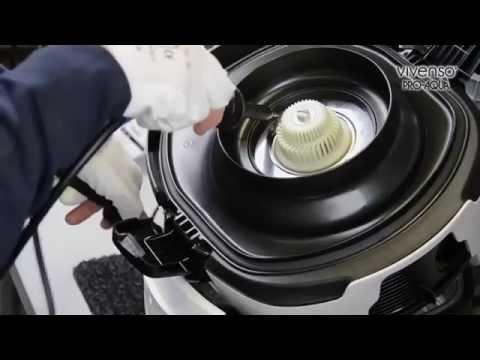Сепараторный пылесос Pro-aqua Vivenso (Германия)