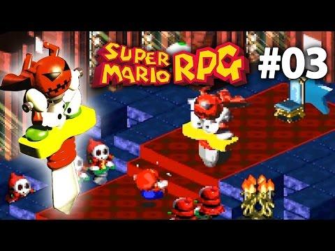 Pogo-Sticking To Our First Star Piece! -- Super Mario RPG #03