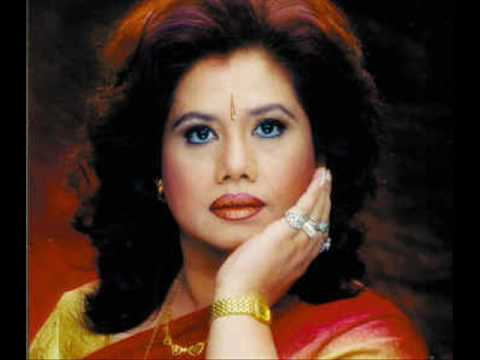 """Dama Dam Mast Qalandar""  most popular Qawwali, By: Runa Laila (With Lyrics)"