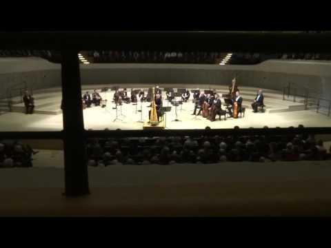 Xavier de Maistre: Les Arts Florissants – Harp concert encore #1