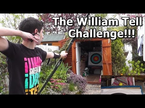 The William Tell Challenge [HD 1080p]