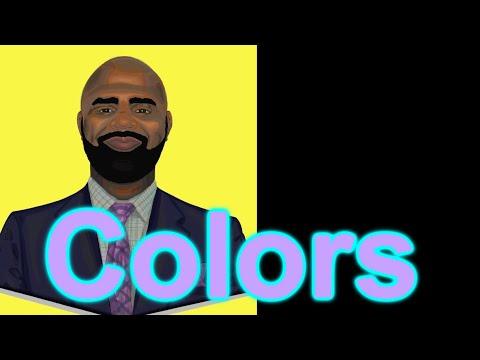 """""""Color Songs Rap - Learn Colors, Teach Colors, Baby Toddler Preschool Nursery Rhymes"""