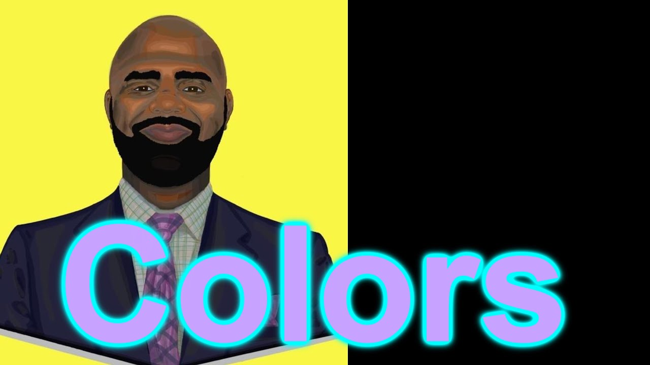 Color Songs Rap - Learn Colors, Teach Colors, Baby Toddler Preschool ...