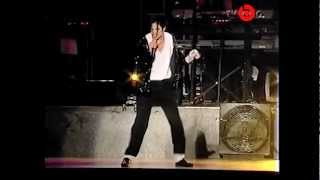 Michael Jackson - Billie Jean live in Gothenburg 1997 1080p upscale with Beats Audio