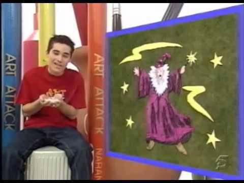 Art attack artattack manualidades infantiles 032 youtube - Manualidades art attack ...