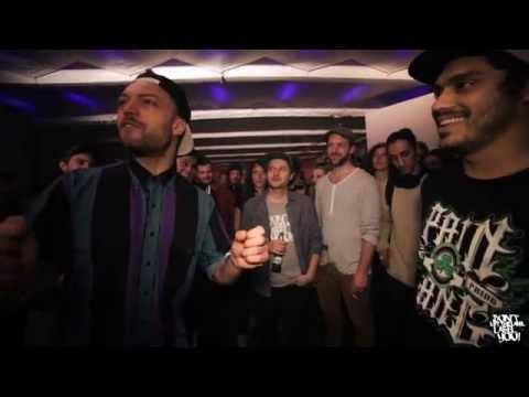 DLTLLY // Rap Battle // Micky Worthless vs Jean-Gough Frais