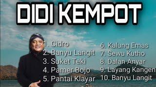 Kumpulan Lagu Didi Kempot Full Album Terbaik Dan Terpopuler MP3
