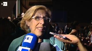 Carmena al PP: Es inaudito llevar de programa 5 declaraciones en media hoja