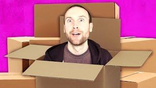 BOX FORT MASTER (Garry