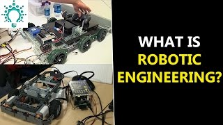 What is Robotic Engineering?   Artificial Intelligence   Skills Gateway   Episode1 by Millionlights.