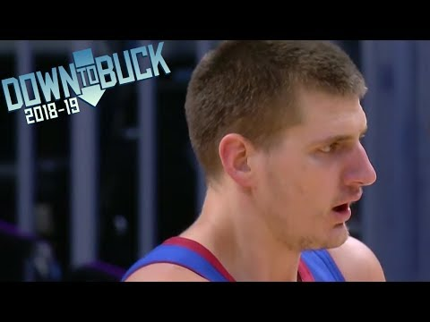 Nikola Jokic 37 Points/21 Rebounds Full Highlights (11/9/2018)