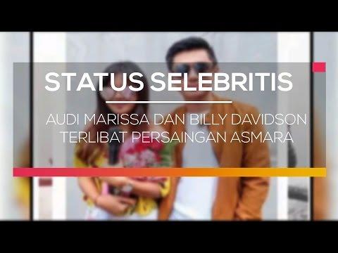 Audi Marissa dan Billy Davidson Terlibat Persaingan Asmara - Status Selebritis Mp3