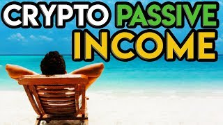 Making Passive Income With CryptoCurrency