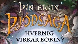 Þín eigin þjóðsaga - Hvernig virkar bókin?