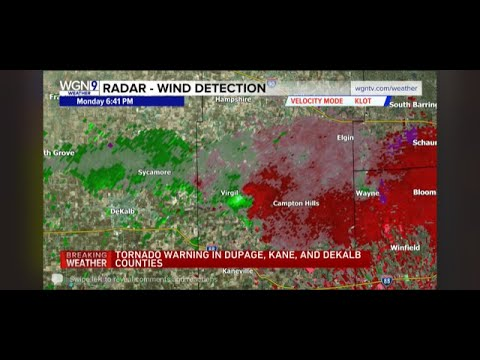 Chicago Weather: At Least 6 Confirmed Tornadoes During ...