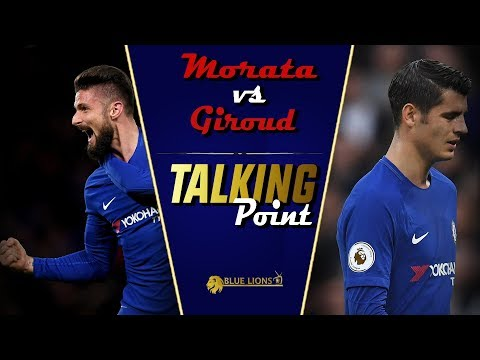 Chelsea News || Morata vs Giroud - Is it time for Morata to be benched?