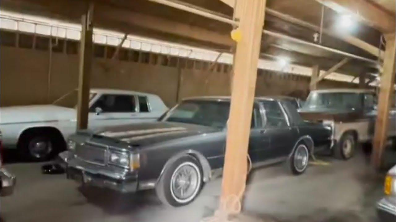 تغطية لمستودع يحتوي على سيارات كلاسيكية🔥👍..اشتراكك🏷وتفعيل🔔دعم للقناة👍✅