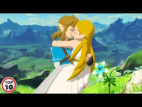 Top 10 Zelda Romances