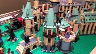 Basement Lego City Layout Update 5  Hogwarts