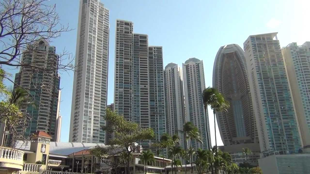 Trump Tower Panama City - YouTube