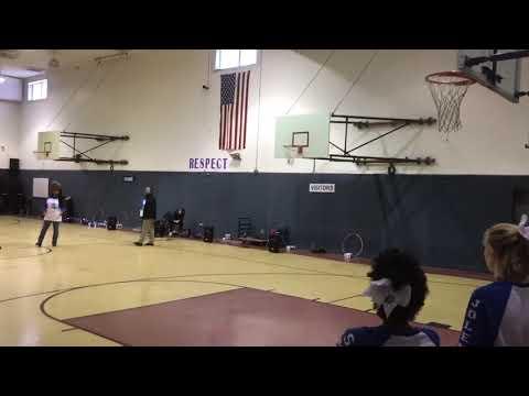 Steel Academy Half Court Basket