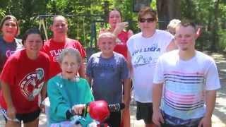 Betty Smith ALS Ice Bucket Challenge