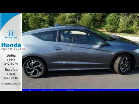 2016 Honda CR Z VA | Honda Dealer Serving Northern Virginia   SOLD