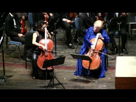 Vivaldi, Concerto for two cellos in G minor, RV 531, CPYO 2012-06-10