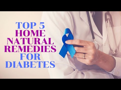 Natural  home Remedies & Nutrition : Herbal Remedies for Type 2 Diabetes