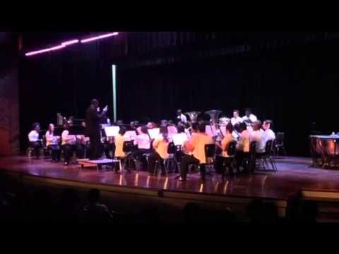 Westgate High School Concert Band-Festivo