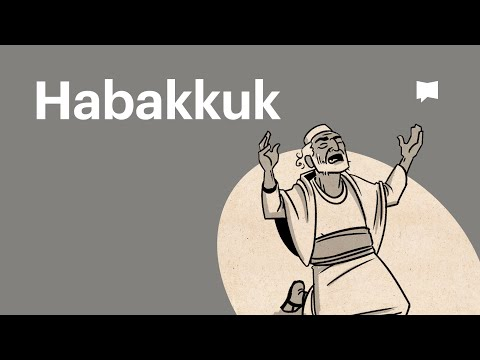 Read Scripture: Habakkuk