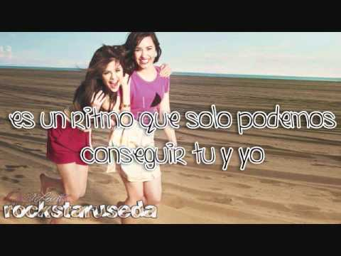 One and the Same - Selena Gomez and Demi Lovato - en ESPAÑOL