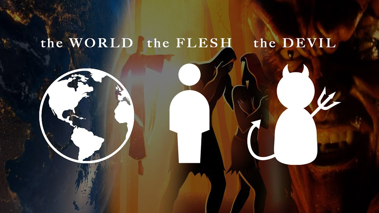 The WORLD, the FLESH, and the DEVIL Is All Related | Voddie Baucham