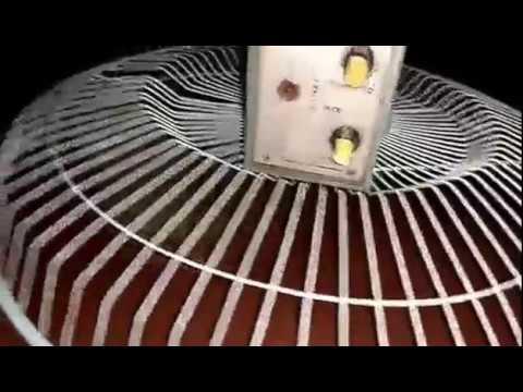 Как поймать крысу вентилятором.