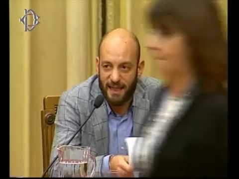 Giornalista Giovanni Tizian