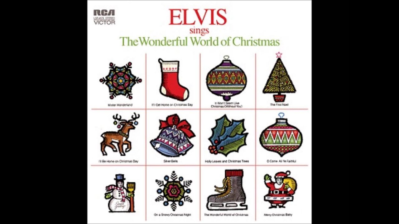 Elvis Presley - If I Get Home On Christmas Day [Alternate Take 1 ...